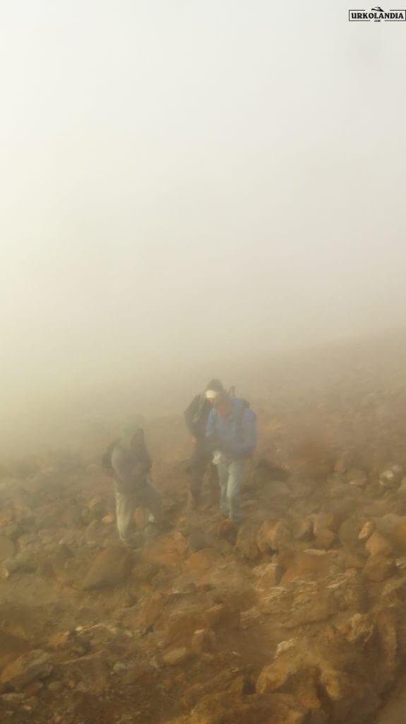 Descendiendo El Teide
