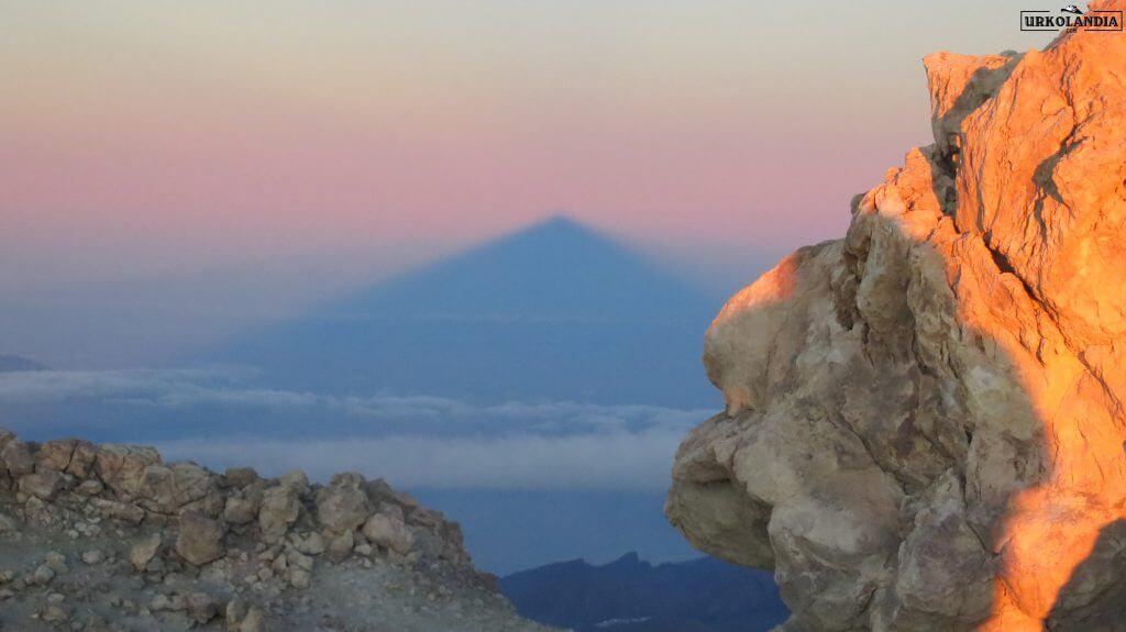 El Teide 3718m