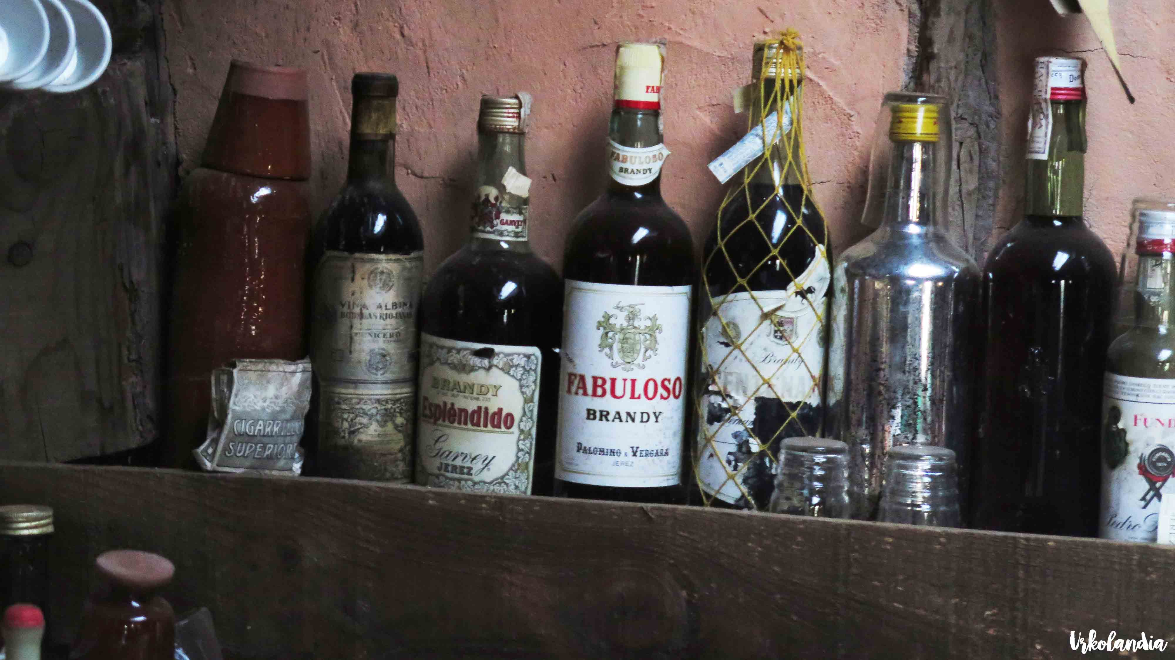 Bar antiguo