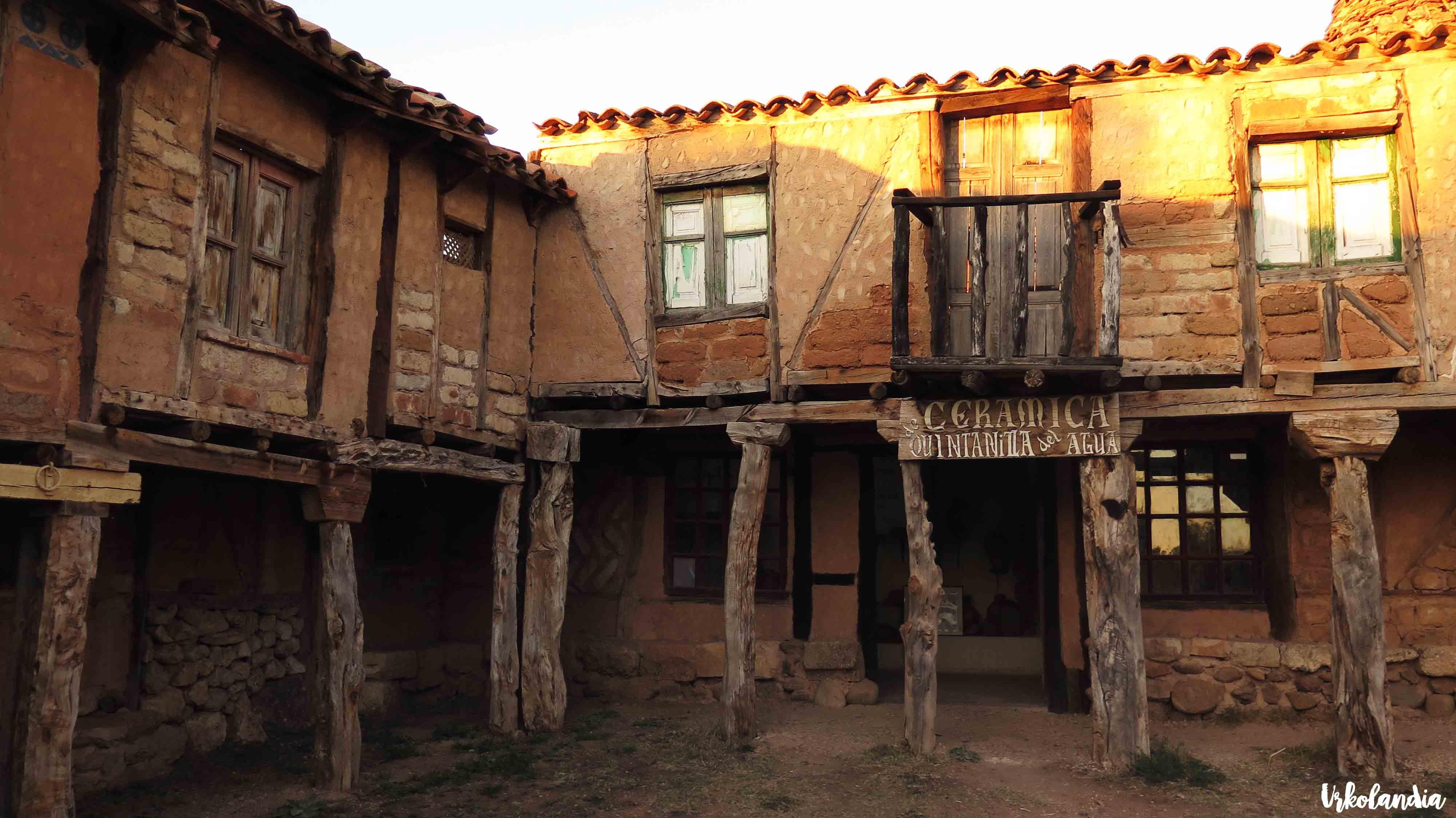 Casas castellanas